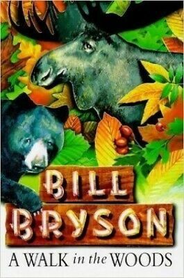 A Walk in the Woods by Bryson, Bill Hardback Book The Cheap Fast Free Post