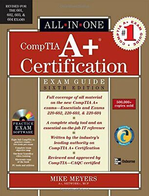 CompTIA A+ Certification All-in-One Exam G... by Mike Meyers Mixed media product