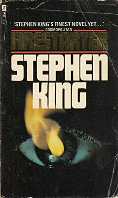 Firestarter (A Futura book) by King, Stephen Paperback Book The Cheap Fast Free