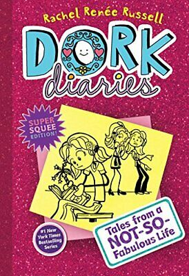Dork Diaries 1: Tales from a Not-So-Fabulous Life by Russell, Rachel Ren Book
