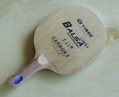 GALAXY YINHE T-11+ OFF FL handle Tischtennis Holz  Neu