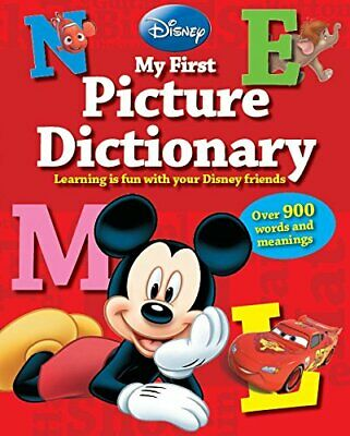 Disney My First Picture Dictionary (Disney Firs by Parragon Books Ltd 1445465469