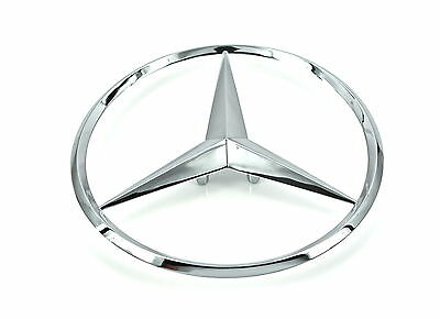 Genuine New MERCEDES BOOT BADGE Rear Star Emblem For S-Class W221 2006-2009