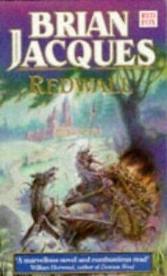 Redwall by Jacques, Brian Book The Cheap Fast Free Post