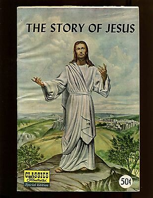 Classics Illustrated Special #129A (1968 50c Re-Issue) FN Story of Jesus Prezio