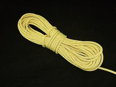 Sterling Dynamic Indoor Lead Rope - 7.8mm x 75 Ft. Fusion Photon Yellow