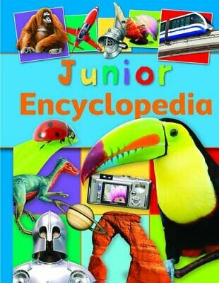 Junior Encyclopedia by Belinda Gallagher Book The Cheap Fast Free Post