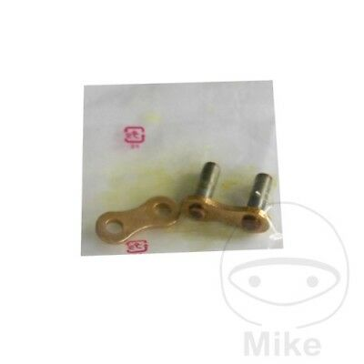 DID Hollow Rivet Soft Link For Motorcycle Chain Gold 520ERS2 G&G520ERS2