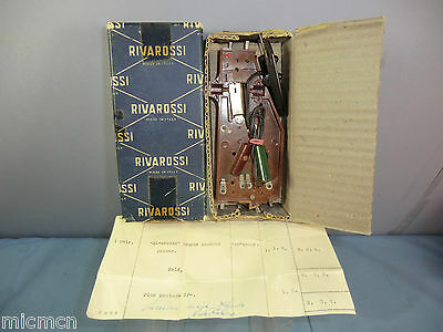 VINTAGE RIVAROSSI 1950's MODEL No.MSDM-SS 1000/ 2 POINTS  IN COMPLETE