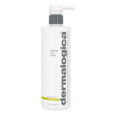 Dermalogica MediBac Clearing Skin Wash Adult Acne Foaming Cleanser