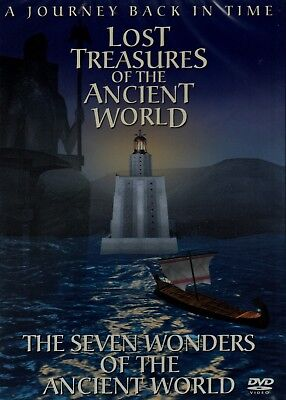 Lost Treasures Of The Ancient World - Seven Wonders ...New DVD