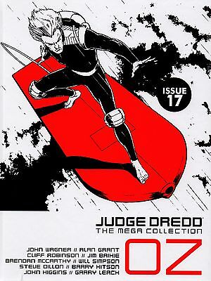 Judge Dredd: The Mega Collection Issue 17 OZ - NEW