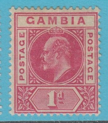 Gambia 29 * No Faults Mint Lightly Hinged Og Extra Fine Jj705