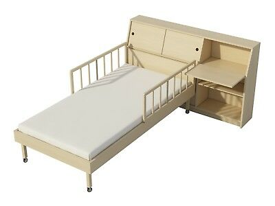 Build your own single bed with headboard (DIY Plans) Fun to build!!