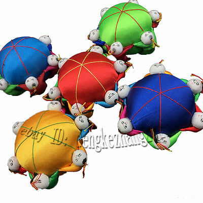 Wholesale 5 PCS Chinese Handmade Classic Silk pin Cushion with 6cute kids