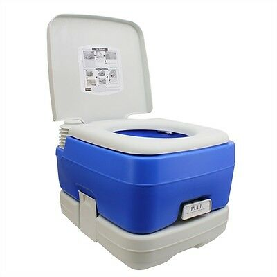 New Palm Springs 10 Litre Portable Toilet For Camping