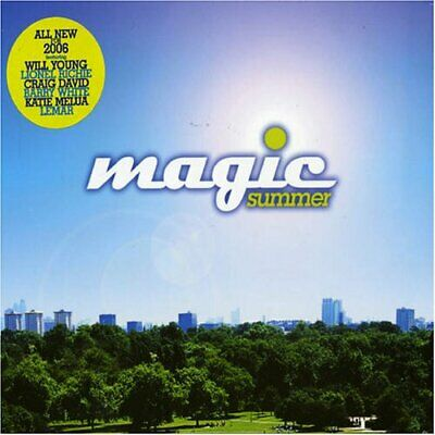Various Artists - Summer Magic - Various Artists CD CUVG The Cheap Fast Free The