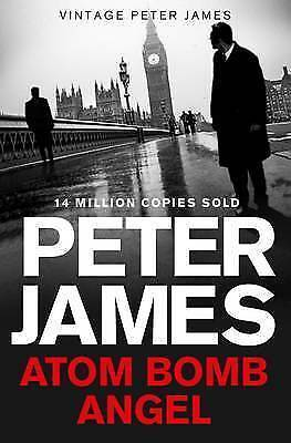 Atom Bomb Angel by Peter James (Paperback) New Book