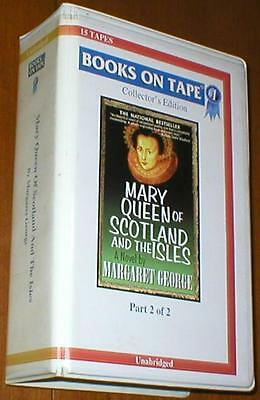 Mary Queen of Scotland and the Isles, Part 2 ~ Margaret George - Audiobook