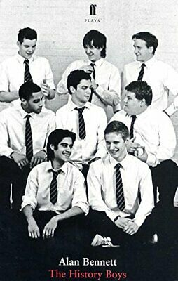 The History Boys (Faber Drama) by Bennett, Alan Paperback Book The Cheap Fast