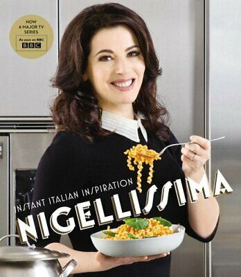 Nigellissima: Instant Italian Inspiration by Lawson, Nigella Book The Cheap Fast