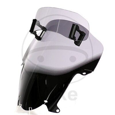 Suzuki GSX 650 F 2011 MRA Adjustable Touring Screen Smoke Grey