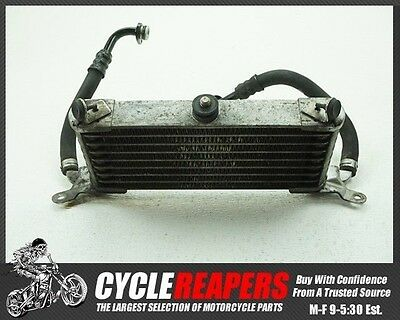 C133 2012 2013 2014 12-14 BMW S1000RR Oil Cooler and Lines OEM Free Shipping