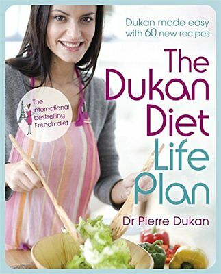 The Dukan Diet Life Plan, Dukan, Pierre Book The Cheap Fast Free Post