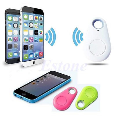 Smart Bluetooth Tracer GPS Locator Tag Alarm Wallet Key Dog Bag Tracker Finder