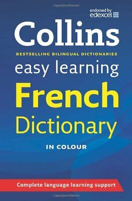 Easy Learning French Dictionary (Collins Easy Learnin... by Collins Dictionaries