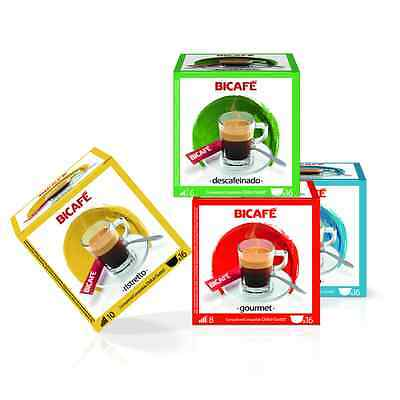 BiCafe® Variety Dolce Gusto® Compatible Coffee Capsules Pods