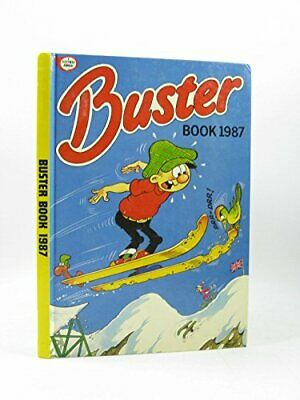 BUSTER BOOK 1987 by No Author Book The Cheap Fast Free Post