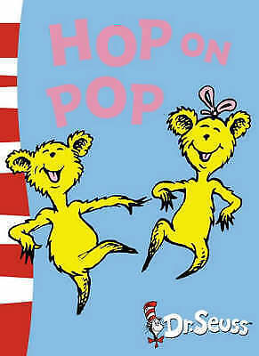 Hop on Pop by Dr. Seuss, Book, New (Paperback)