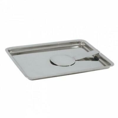 Bill Tray, Stainless Steel, 180x135mm, Bill Presenter / Payment Tray