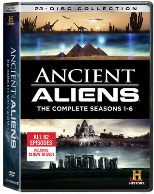 Ancient Aliens Ssn 1-6 Giftset DVD