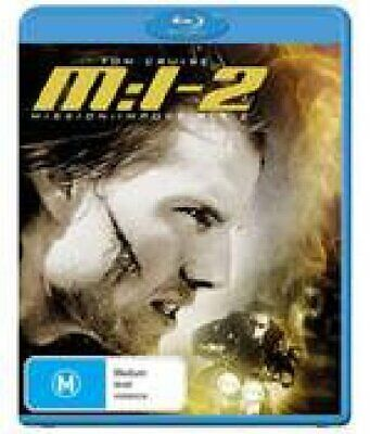 Mission: Impossible II (Blu-Ray) PARAMOUNT