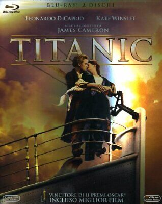 Titanic (2 Blu-Ray) 20TH CENTURY FOX
