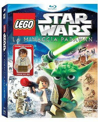Lego - Star Wars - La Minaccia Padawan (Blu-Ray + Minifigure) 20TH CENTURY FOX
