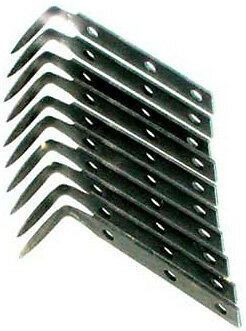 10 Quality Windscreen Removal Tool Blades In Packet.cut Windshield Seal/adhesive