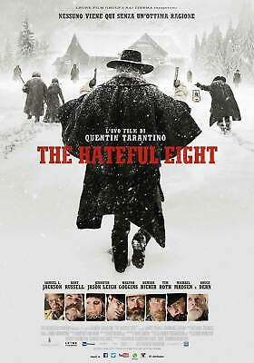 The Hateful Eight (Limited Steelbook) (Blu-Ray) 01 DISTRIBUTION