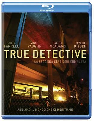 True Detective - Stagione 02 (3 Blu-Ray) HBO