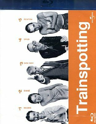 Trainspotting (Blu-Ray) UNIVERSAL PICTURES