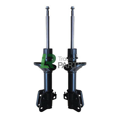 Land Rover Freelander 1 New Rear Suspension Shock Absorbers X2 Pair (2001-2006)