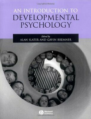 An Introduction to Developmental Psychology Paperback Book The Cheap Fast Free