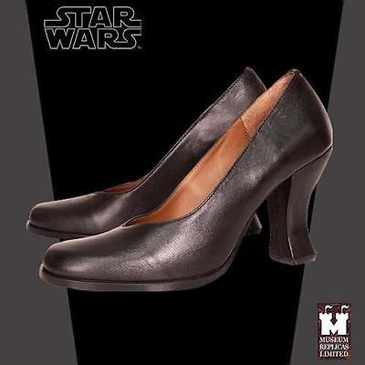 "Licensed Star Wars Padme Amidala 2"" Heel Shoes Museum Replicas"