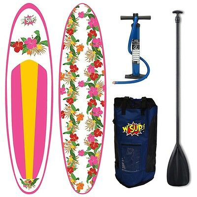Aloha 305 x 15 cm Inflatable Standup Paddle Surfboard Stand Up Paddel aufblasbar
