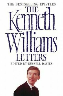 The Kenneth Williams Letters by Kenneth Williams Paperback Book The Cheap Fast
