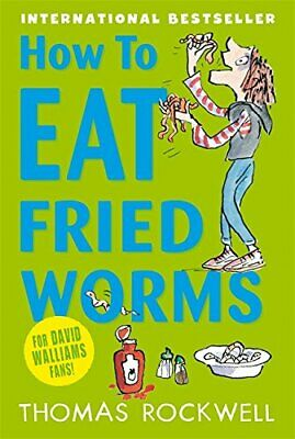 How To Eat Fried Worms by Rockwell, Thomas Book The Cheap Fast Free Post