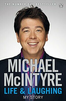 Life and Laughing: My Story by McIntyre, Michael Paperback Book The Cheap Fast