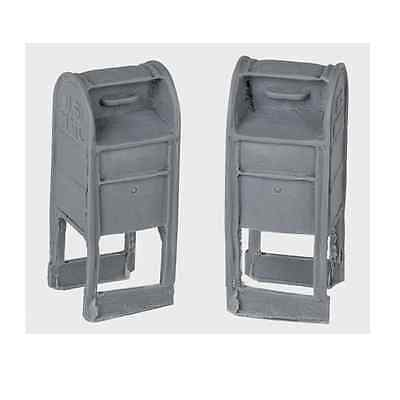 Bar Mills O Scale Mail Boxes (2) Resin Casting | Bn | 4028